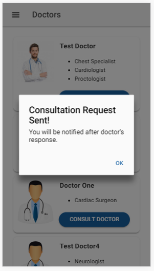 myvdoctor and mobile app development services