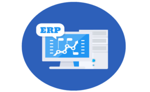 erp website design and web development services