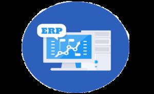 erp website design and web development services