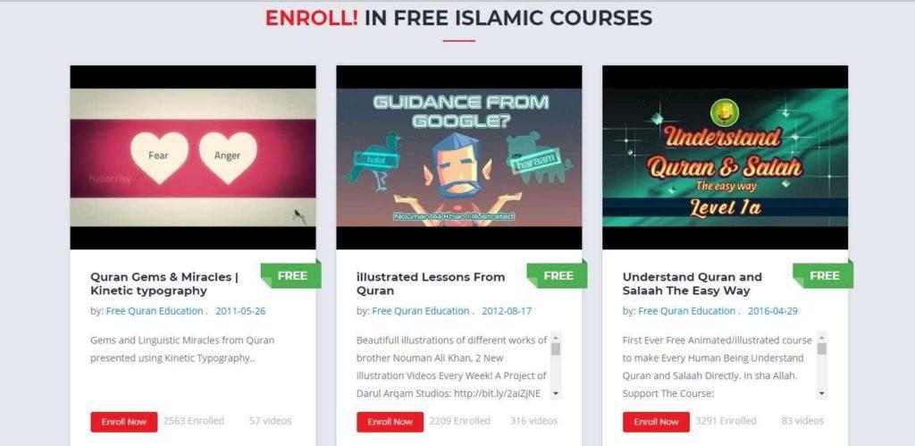 free quran education